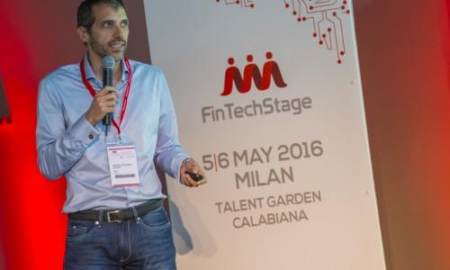 Pietro Cesato, CEO & Founder Soisy, al Fintech Stage