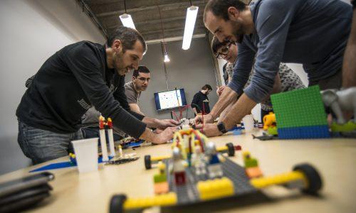 Soisy costruisce il suo modello di startup ideale