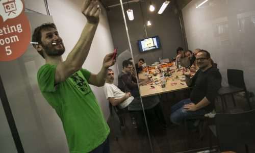 Startup e Lego Serious Play visti da fuori