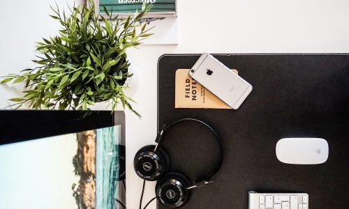scrivania startup