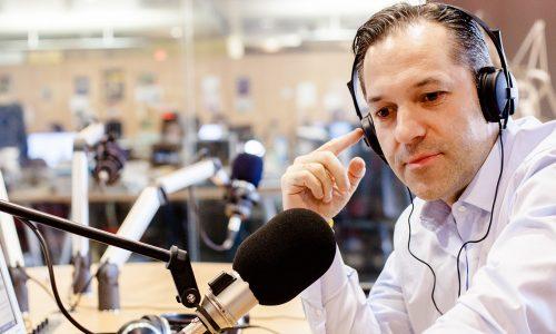 Enrico Pagliarini intervista Pietro Cesati a Radio24