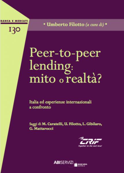 Peer to peer lending mito o realtà, il libro italiano sul social lending