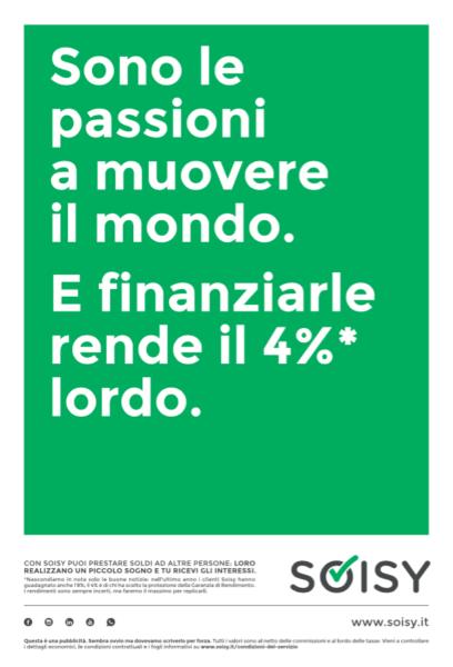 Passioni Soisy per investimenti remunerativi