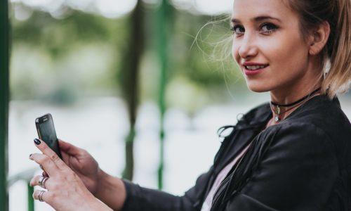 Investimenti smart con un selfie