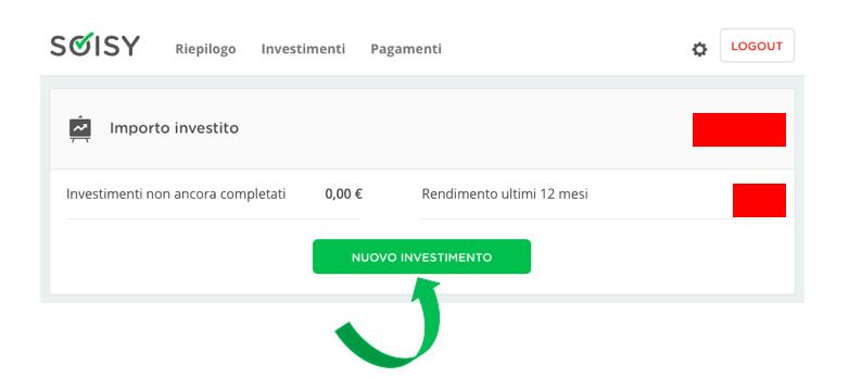 Nuovo investimento Soisy per investire