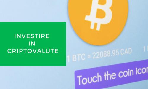 Investire in criptovalute ha senso?