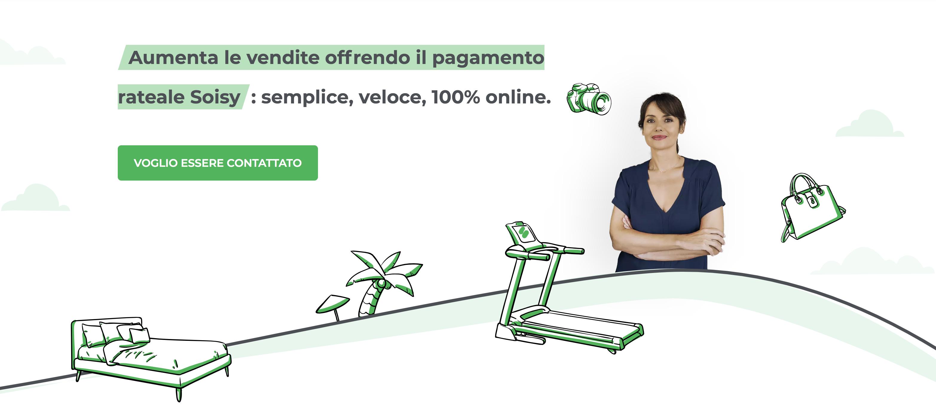 Pagamenti online rateali: lo strumento Soisy