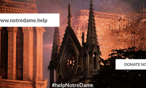 Crowdfunding Help Notre-Dame