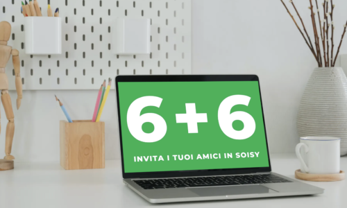 bonus referral torna il 6+6 di soisy